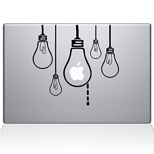 mac lightbulb sticker - 2