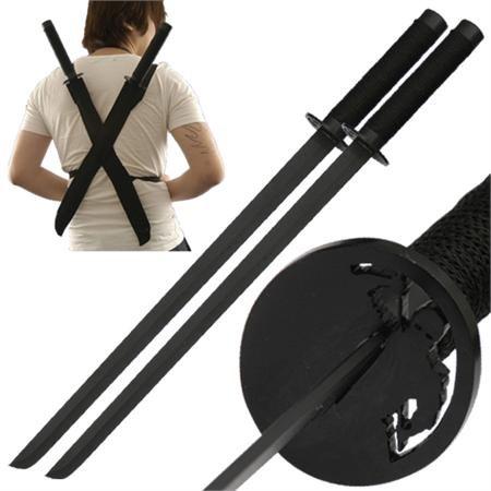 Ninja Assassin Twin Sword Set 18 Inch (Ninja Assassin)