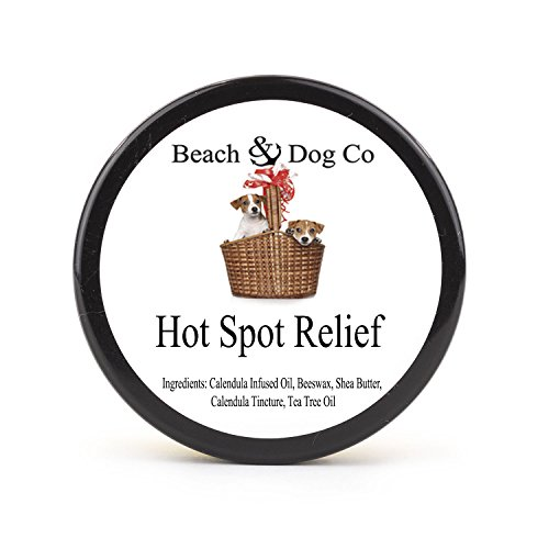 Hot Spot Relief Natural Itch