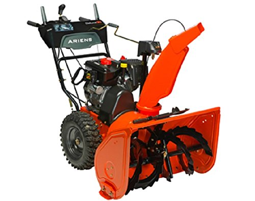 small 2 stage snow blower - 2