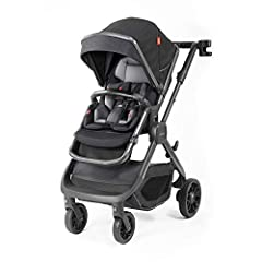 "Be adventure ready with the Quantum² 3-in-1 luxury multi-mode stroller, inspired by parents to provide everyday magic and designed with simplicity. We have lovingly engineered an easy folding experience, a clever ""one step"" brake, and a versa..."