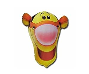 Amazon.com: Winnie the Pooh Tigger Head Super Shape Foil ...