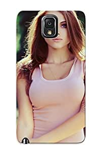 Awesome Case Cover/Iphone 5/5S Defender Case Cover(girl Beautiful Mood Taoo ) Gift For Christmas by icecream design