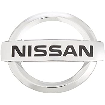 Amazon com: Nissan Genuine 62890-6Z500 Emblem: Automotive