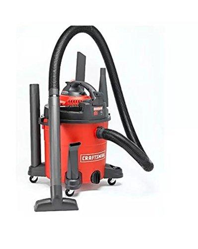 Craftsman 10 Gal 4 HP Wet/Dry Vac Vacuum Cleaner w/ Detachable Leaf Blower