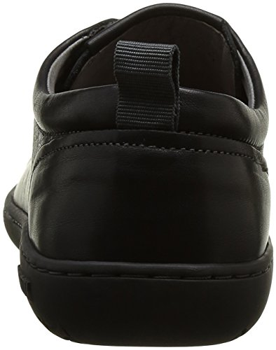 Birkenstock Islay, Zapatos De Cordones Derby para Mujer Negro (Black)