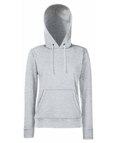 con Sudadera para gris mujer capucha Absab Ltd HEwx4qqS