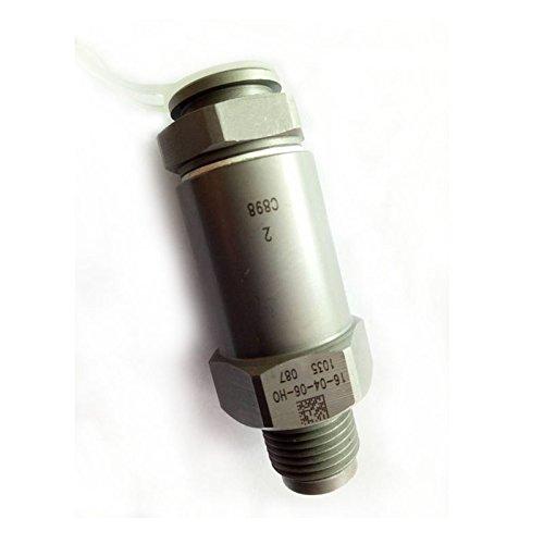 New Common Rail Pressure Release / Relief Valve 1110010035, Pressure Limit Valve For Bosch Injector WANATOP