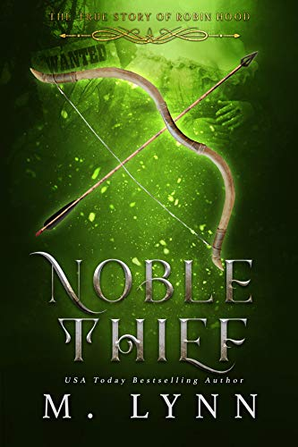 Noble Thief (Fantasy and Fairytales Book 6) - Cover Lynn