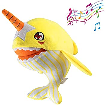 Amazon com: Pinkfong Baby Shark Official Singing Plush: Toys