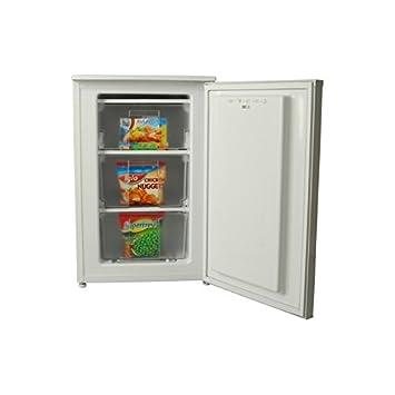 Congelador vertical TELEFUNKEN GN  x cm A blanco