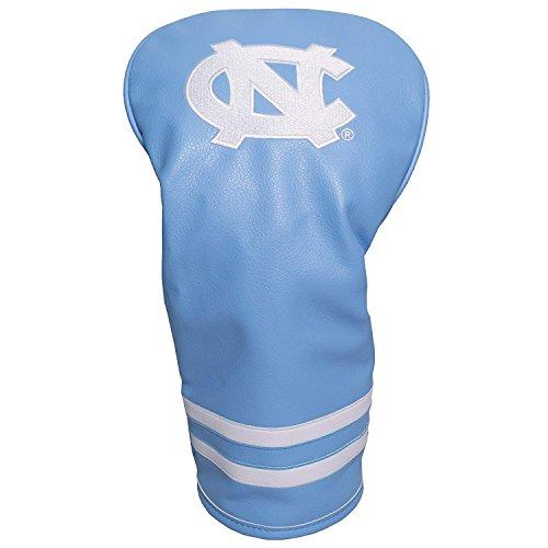 Team Golf NCAA North Carolina Tar Heels Vintage Driver Golf Club Headcover, Form Fitting Design, Retro Design & Superb Embroidery