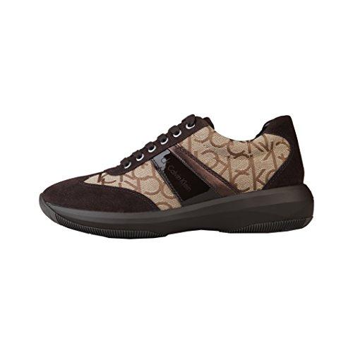 sneakers scarpe Calvin Klein O10528KDB Marrone Marrone