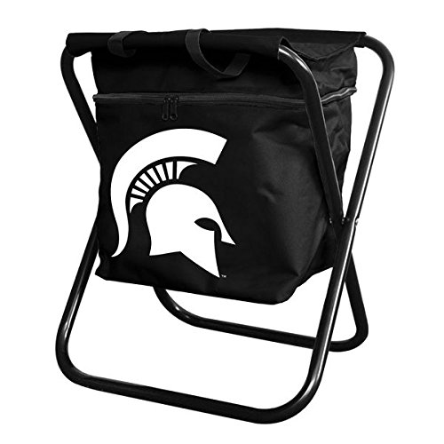 University Tailgate Cooler - R and R Imports NCAA Michigan State Spartans Quad Chair Cooler