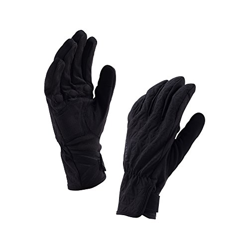 SEALSKINZ 100% Waterproof Womens Glove - Windproof & Breathable - suitable for cycling in All Weather conditions