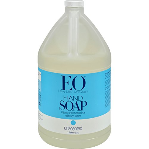 Eo Products Eo Liquid - EO Products Liquid Hand Soap Refill Unscented - 128 fl oz (1 qty)