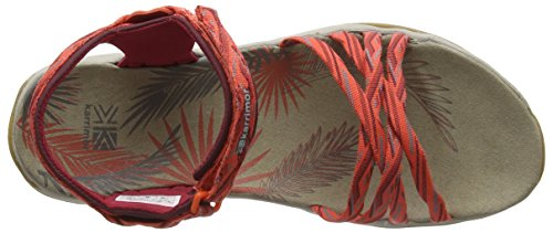 Karrimor Martinique Iii Ladies Uk 3, Sandales de Randonnée Femme, Rouge (Red), 36 EU