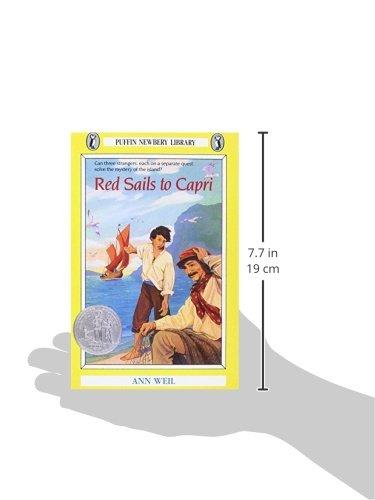 red sails to capri summary