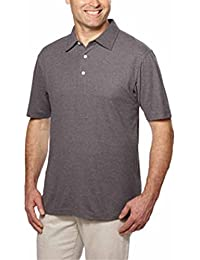 Mens Short Sleeve Pique Performance Polo
