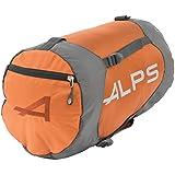 ALPS Mountaineering Compression Stuff Sack Medium, Rust