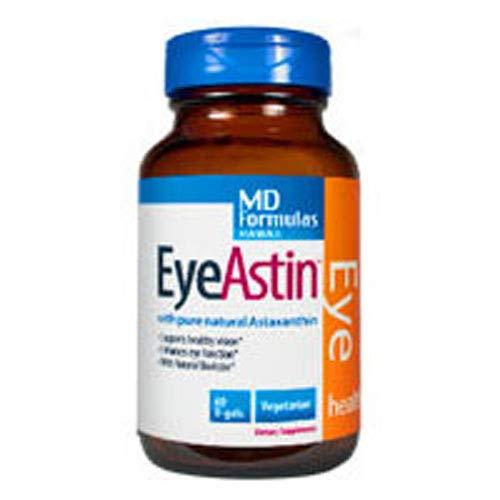 Nutrex Hawaii Eye Astin W/Astaxanthin 60 Vcap