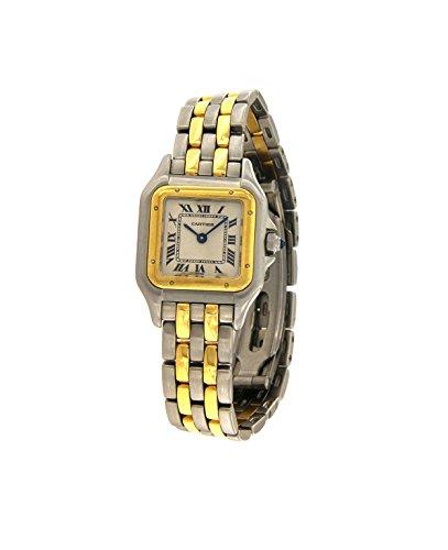 Cartier Panthere de Cartier swiss-quartz womens Watch 1120 (Certified Pre-owned)