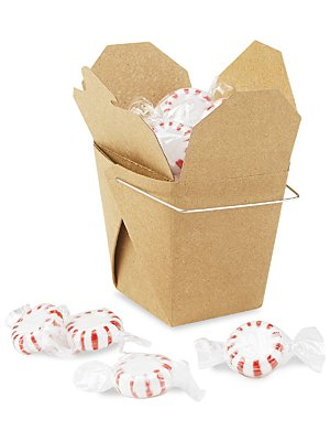 Oasis Supply 100-Count Chinese Take Out Boxes for Party F...