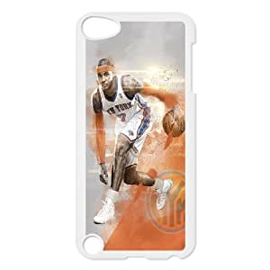 Custom High Quality WUCHAOGUI Phone case Carmelo anthony - New York Nicks Protective Case FOR Ipod Touch 5 - Case-2