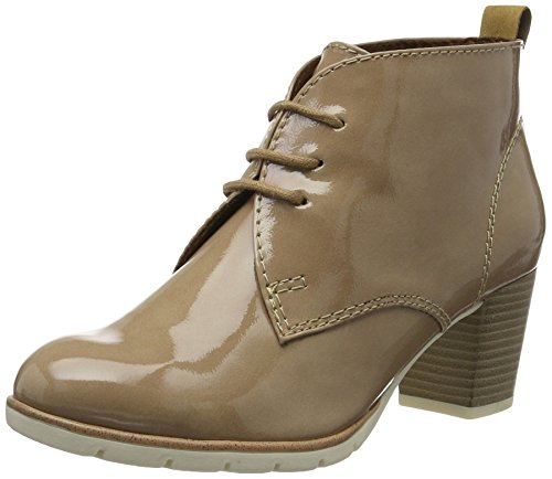 Marco Tozzi 2-2-25109-28 519, Botas Cortas Mujer Beige (Candy Comb 519)