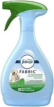 Febreze Fabric Refresher, Pet Odor Eliminator, 800 mL