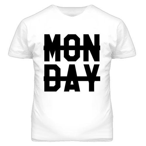 one direction monday shirt - 3