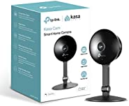 Kasa Indoor Camera by TP-Link, 1080p HD Smart Home Security Camera with Night Vision, 2-Way Audio, Motion Dete