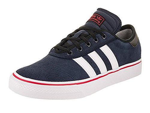 Adidas Originaux Hommes Adi-ease Premiere Sneaker De Mode Collegiate Marine / Chaussures Blanc / Core Noir