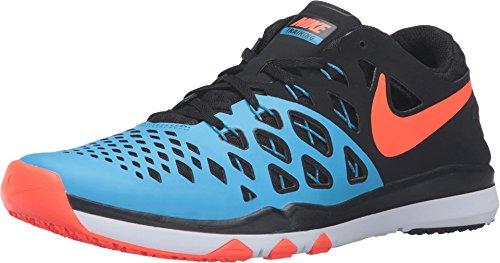 Nike Men Train Speed 4 Training Shoe Blue Glow, Total Crimson 843937-460 11.5