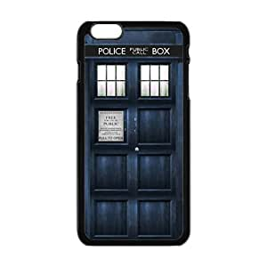 Doctor Who blue police box Cell Phone Case for iPhone plus 6
