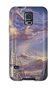 Galaxy S5 Case Cover With Shock Absorbent Protective FgdWFBg3337yBvVS Case