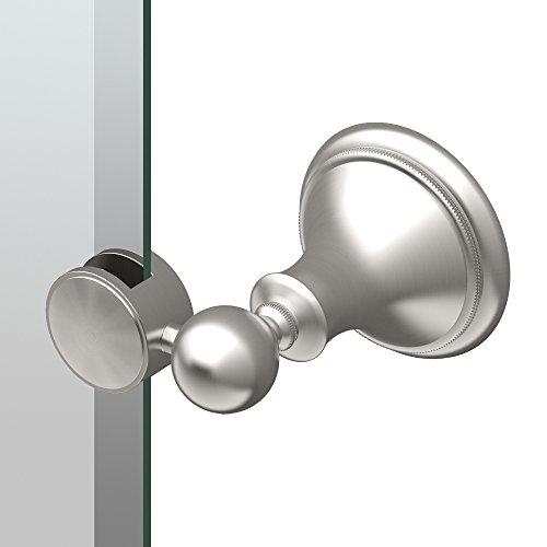 Gatco 4599 Laurel Ave. Oval Mirror, Satin Nickel by Gatco (Image #1)