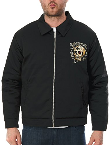 Veste Lucky 13 Booze Bikes And Broads - Fully Lined Noir