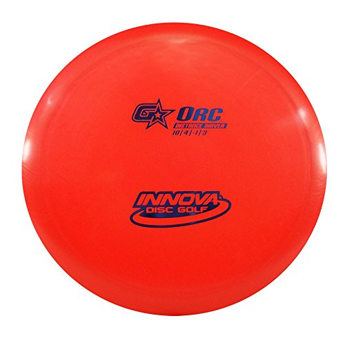 INNOVA GStar Orc Distance Driver Golf Disc [Colors May Vary] - - Orc Golf Disc