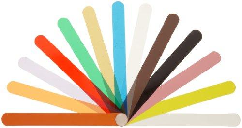 Precision Brand 78905  Plastic Thickness Gage Fan Blade Assortment, 0.001-0.03