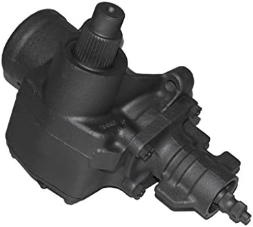 Detroit Axle - Complete Power Steering Gear Box Assembly - for Ford  Expedition, F-150 & F-250