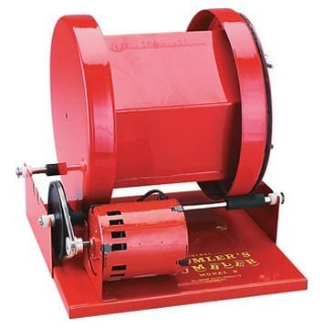 Tru-square Metal Products Heavy Duty Rotary Tumbler with 15 lb Capacity ()