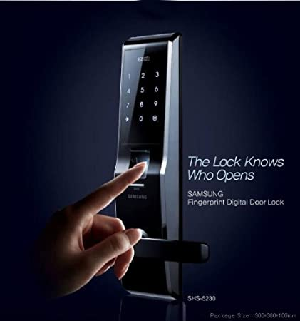 SAMSUNG BIOMETRIC DOOR LOCK