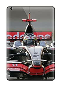 New Tpu Hard Case Premium Ipad Mini/mini 2 Skin Case Cover(mclaren F1 Car )