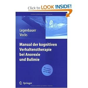 Manual der kognitiven Verhaltenstherapie bei Anorexie und Bulimie (German Edition) Silja Vocks