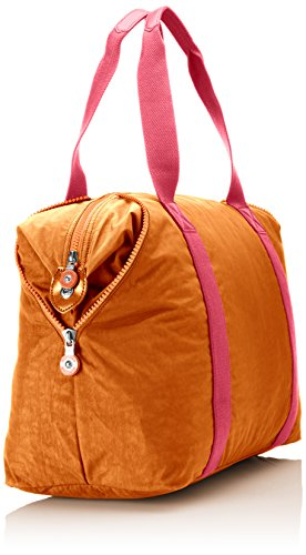 Flower Multi BL Kipling Art Sac Bl Couleur Urban de M Voyage Multicolore Multicolore Ochre qTpaqz0