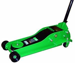 Maasdam Pow'R Lift MPL1447 Garage Jack, 3-1/2 Ton, Green