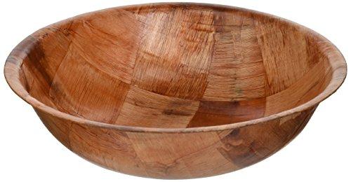 Tablecraft Wood Bowl, 10-Inch