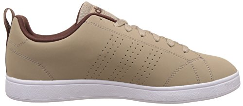 Adidas VS ADVANTAGE CLEAN Herren Sneaker, Beige