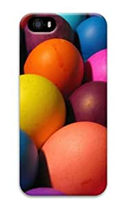 Colorful Easter Eggs 2 3D Case designer iphone 5S cases for Apple iPhone 5/5S
